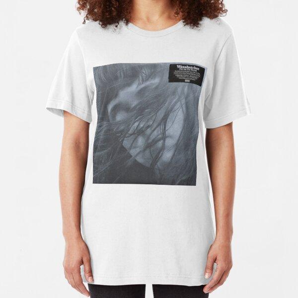 Waxahatchee - out in the storm vinyl LP sleeve art fan art Slim Fit T-Shirt
