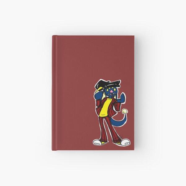 Phil Buni Returns Hardcover Journal