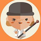 Quick and simple Alex Clockwork by jmlfreeman