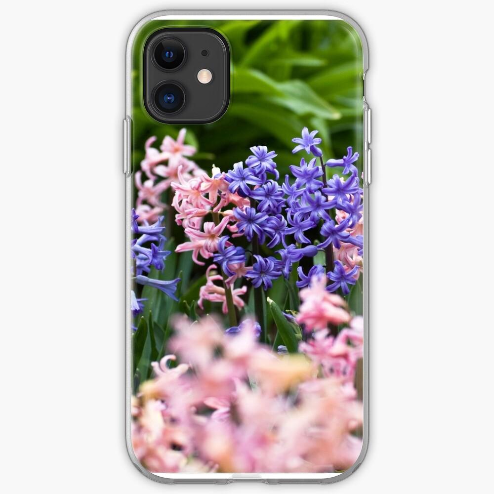 Hyacinth Garden iPhone Case & Cover