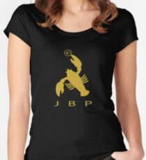 LOBSTER JBP AIR Women's Fitted Scoop T-Shirt