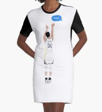 Steph Curry Graphic T-Shirt Dress