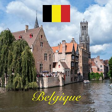 Beautiful! Brugge / Bruges in Belgium - Professional Photo by Picturestation