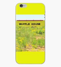 Waffles & Wildflowers iPhone Case