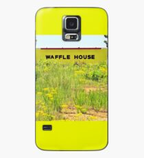 Waffles & Wildflowers Case/Skin for Samsung Galaxy