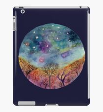 night sky mandala iPad Case/Skin