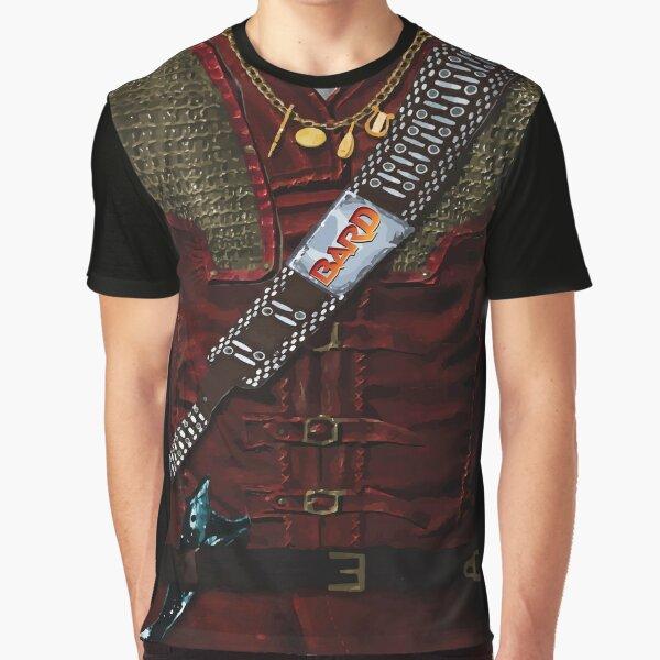 Dungeon Adventurewear: Bard Graphic T-Shirt