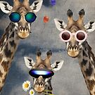 Animal Collection -- Let's Take A Selfie by Elo Marc