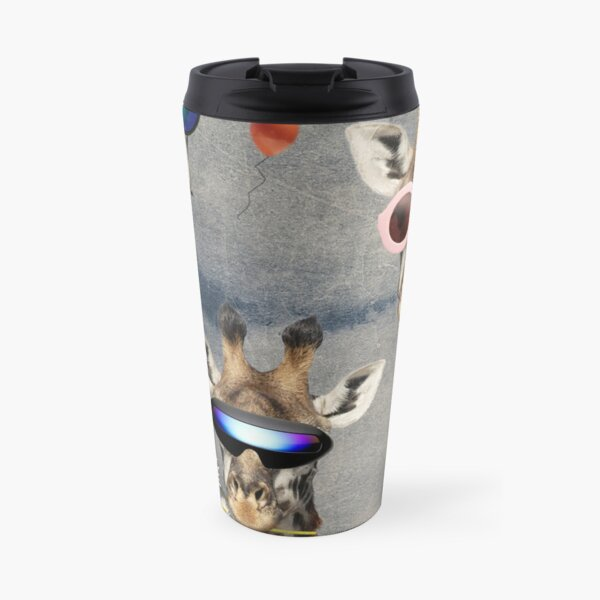 Animal Collection -- Let's Take A Selfie Travel Mug