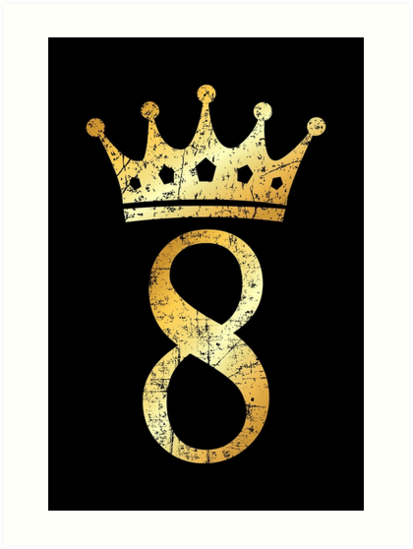 Number 8 Crown