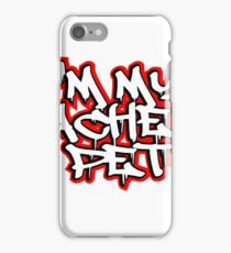 I'm My Teachers Pet iPhone Case/Skin