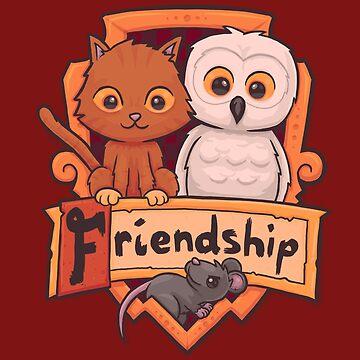 Magic Friendship Shield by IdeasConPatatas