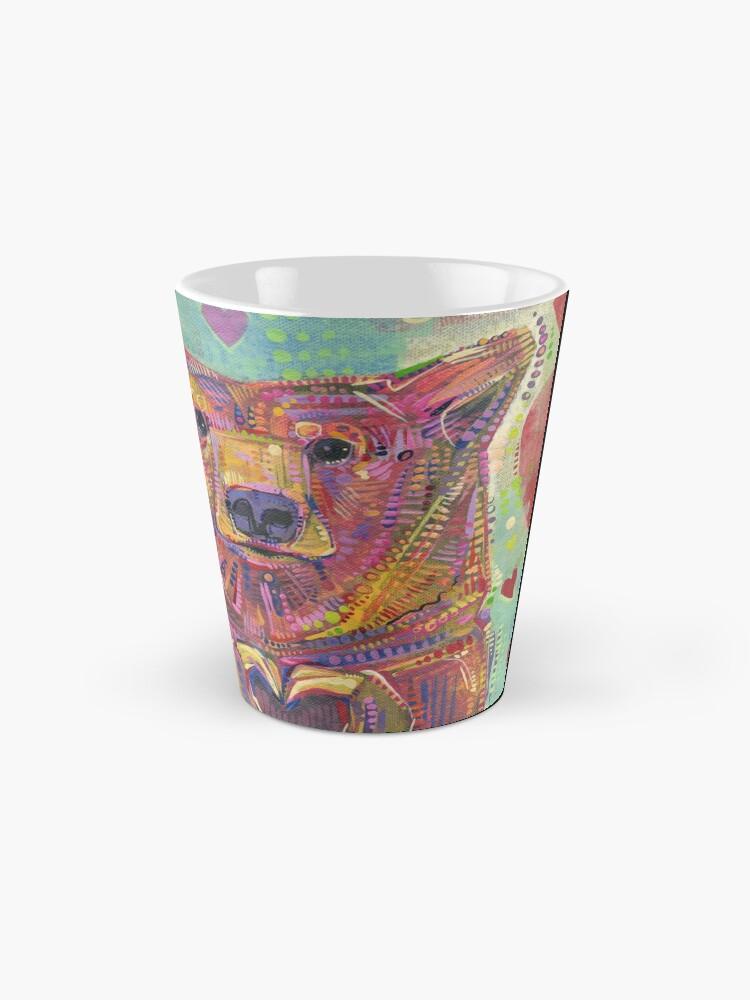 Alternate view of Share the Bear (Green) - 2014 Mug