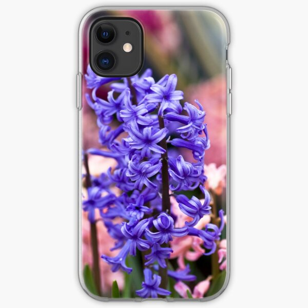 Hyacinth Garden iPhone Soft Case