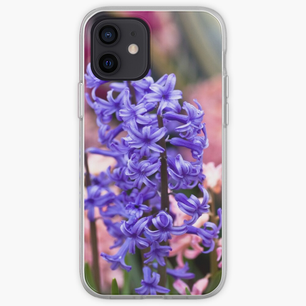 Hyacinth Garden iPhone Case & Cover