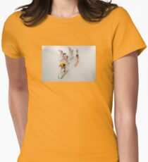 Cyclists 2 Women's Fitted T-Shirt