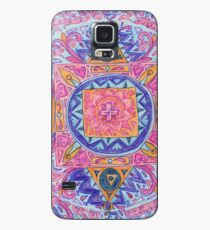 mandala 28 Case/Skin for Samsung Galaxy