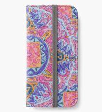 mandala 28 iPhone Wallet/Case/Skin