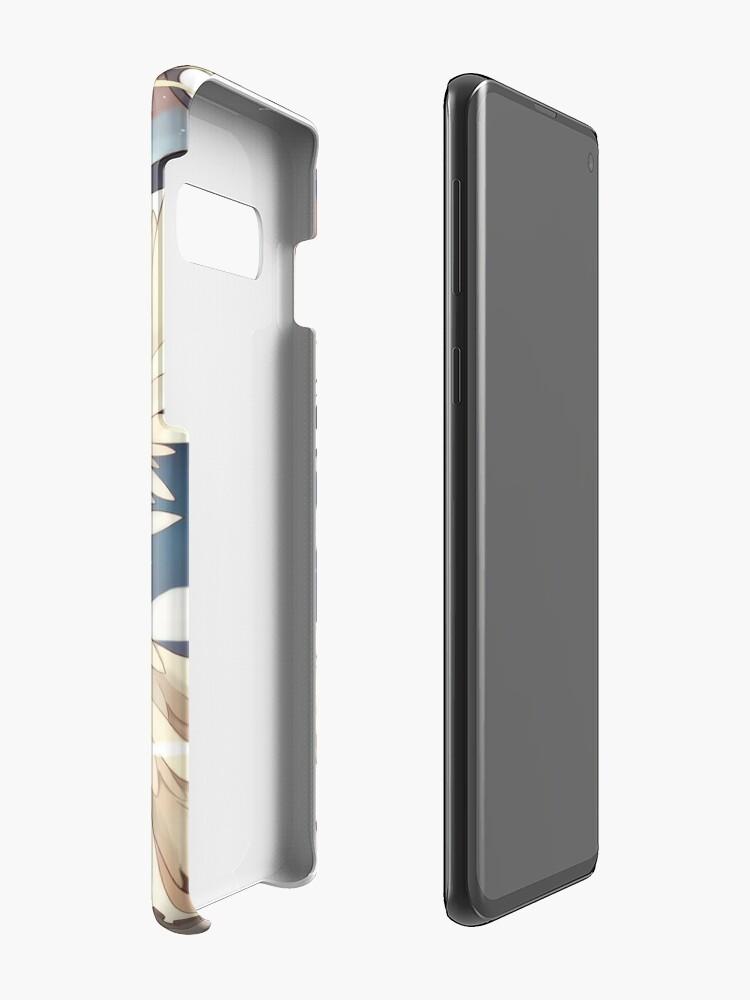 Alternative Ansicht von Sakura Hülle & Klebefolie für Samsung Galaxy