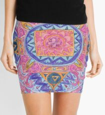 mandala 28 Mini Skirt