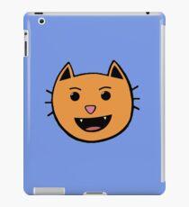 Cute Ginger Cat iPad Case/Skin