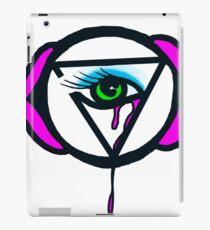 Cry cry cry iPad Case/Skin