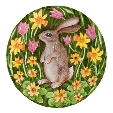 Mandala 27. Rabbit by balnacra