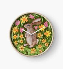 Mandala 27. Rabbit Clock