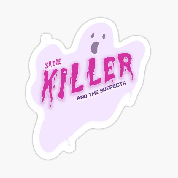 Sadie Killer Sticker