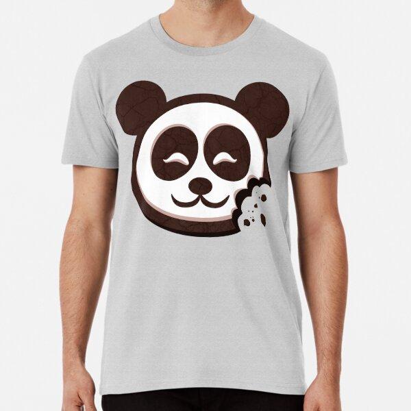 GG Panda Snacks Premium T-Shirt