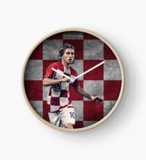 Luka Modric - Kroatien Design - Weltmeisterschaft Uhr