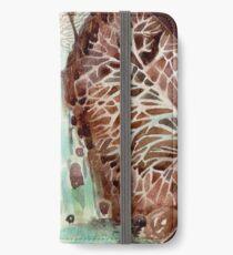 Mandala -waterfall iPhone Wallet/Case/Skin