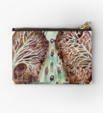 Mandala -waterfall Studio Pouch