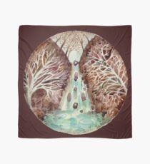 Mandala -waterfall Scarf