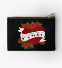 Self Valentine's Zipper Pouch