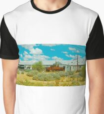 Kinchega Woolshed Graphic T-Shirt