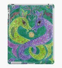 Mandala, kelpies iPad Case/Skin