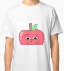 Apple's face Classic T-Shirt