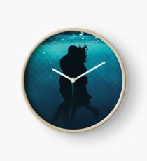 The Shape Of Water Clock