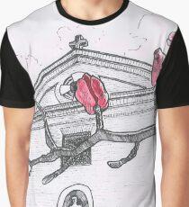 Magnolia (color) Camiseta gráfica