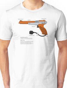 Nes Zapper Shoot them! Unisex T-Shirt