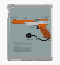 Nes Zapper Shoot them! iPad Case/Skin