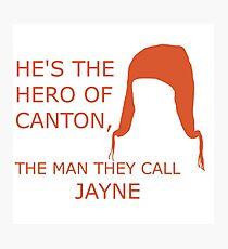 Hero of Canton Photographic Print