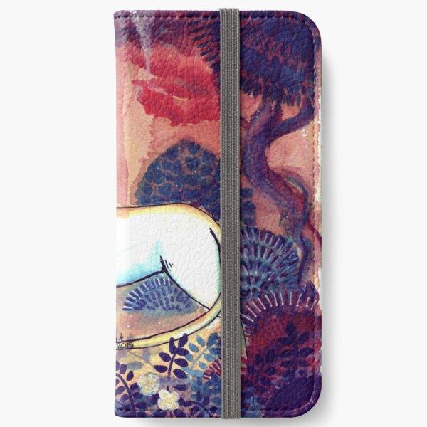 The last Unicorn iPhone Wallet