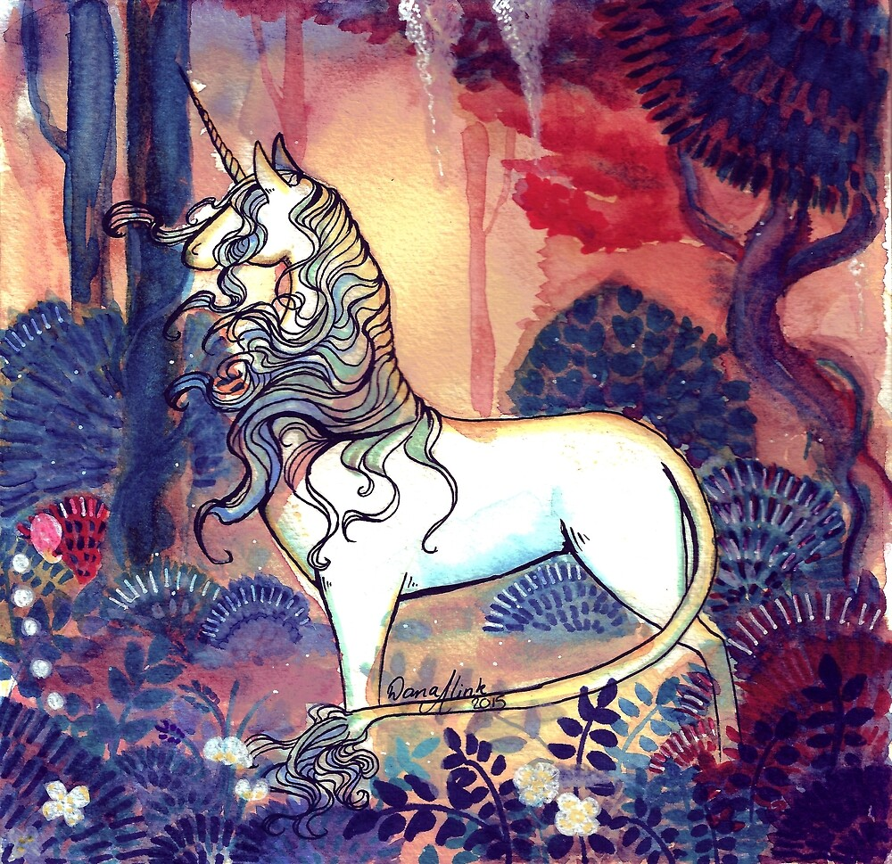 The last Unicorn by Kaizoku-hime