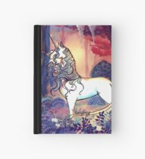 The last Unicorn Hardcover Journal