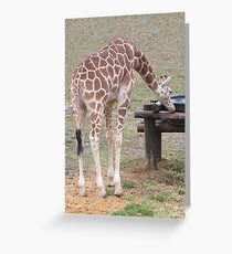 Easy Access Greeting Card