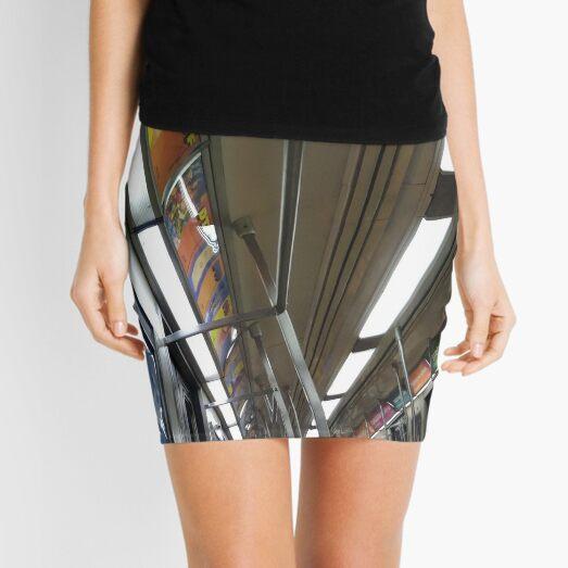 New York City, New York, Brooklyn, Manhattan, building, house Mini Skirt