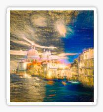 My Idea of Paradise - Venice, Italy Sticker