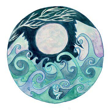stormy Mandala by balnacra